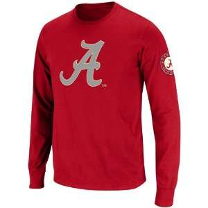 Alabama Crimson Tide Collegiate Colt Long Sleeve Premium T