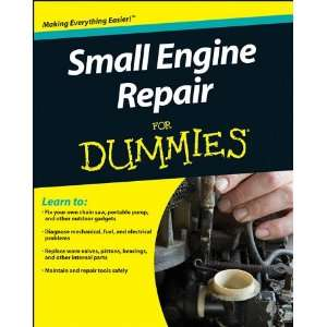small engine repair manuals in home garden