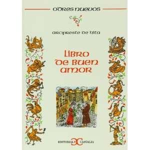 Libro de buen amor (Odres Nuevos) (Spanish Edition