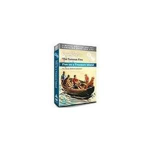 Famous Five Five On Treasure Island Dvd & Book [NON USA