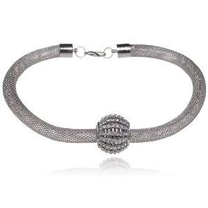 Orions Belt Inspired Silver Tone Crystal Rhinestone Metal