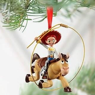 Jessie Toy Story 3 2010 Hallmark Ornament Home & Kitchen