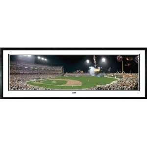 San Francisco Giants 600 Framed Panoramic Print Sports