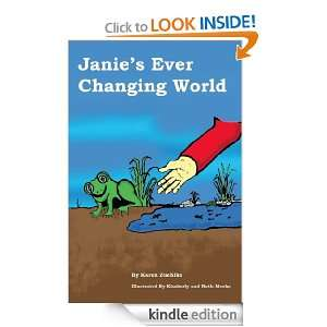 Janies Ever Changing World Karen Zuehlke  Kindle Store