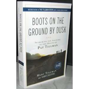 Boots On The Ground By Dusk, Searching For Answers in The Death of Pat