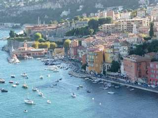 Villefranche sur Mer holiday apartment rental   A 2/3 room oasis in