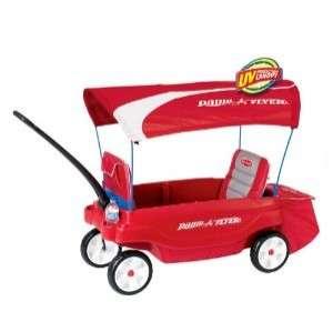 Radio Flyer Ultimate Comfort Wagon Stroller