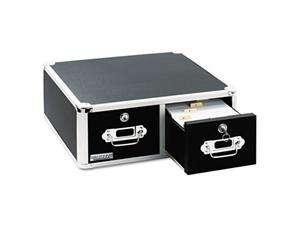 Newegg   Vaultz Vaultz Locking 5 x 3 Two Drawer Index Card Box