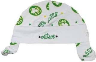 Boston Celtics Baby Beanie with Ear Flaps Clothing