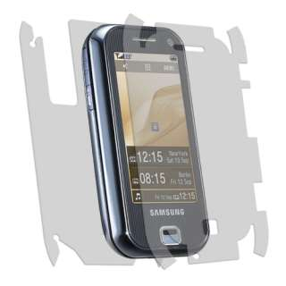 INVISIBLE ARMOR CASE for Samsung Glyde U940 Cell Phone
