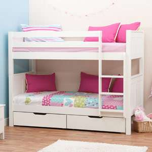Buy Wooden Bunk Bunk Beds  Cheap Wooden Bunk Beds  Bedstar