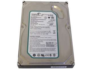 Series ST3160212ACE 160GB 7200RPM 2MB Cache IDE/Ultra ATA Hard Drive