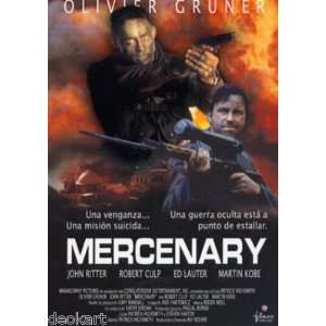 Mercenary [1997]: Olivier Gruner, John Ritter, Robert Culp: .co