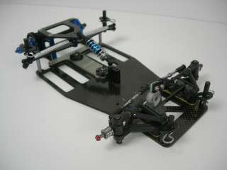 Team Associated 1/12 scale Pan Car Chassis