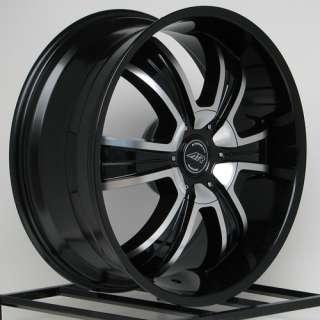 Wheels Chevy Tahoe Avalanche Silverado 1500 GMC Sierra 6 Lug