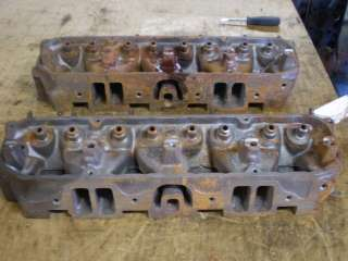 Chrysler Plymouth Dodge Open Chamber Cylinder heads 400 440 #4006452