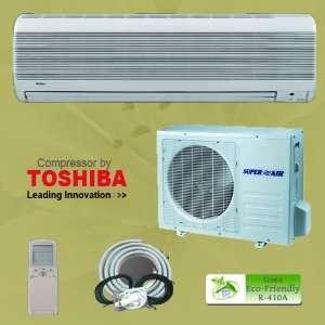18000 1.5 Ton Btu Ductless Mini Split Air Conditioner Unit