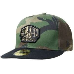 Alien Workshop Skateboards Og Logo Camo New Era Hat