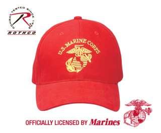 US MARINE CORPS BASEBALL HAT Cap Clothes Uniform Clothing 9287
