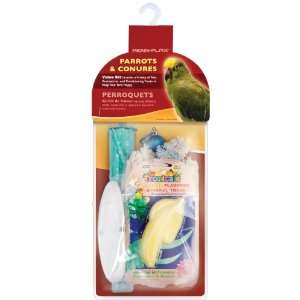 Bird Life Parrot & Conure Bird Cage Accessory Value Pack