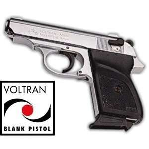 VPPK   Nickel   Blank Firing Replica Gun