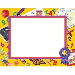 Hayes Preschool & Kindergarten Border Computer Paper