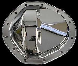 CHROME 12 BOLT GMC CHEVY TRUCK REAR END COVER