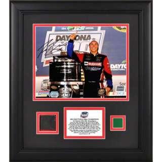 Daytona 500 Winner, Race Used Tire, Green Flag   Limited Edition of