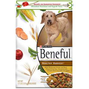 Beneful Healthy Harvest Dog Food, 15.5 Lb Dogs