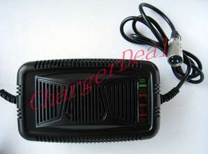 24V 4A HS 580 CTM 4 wheel chair scooter Battery Charger
