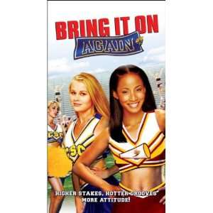 Bring It on Again [VHS]: Anne Judson Yager, Bree Turner, Kevin