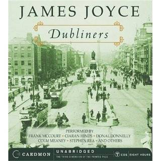 Dubliners by James Joyce, Frank McCourt, Ciaran Hinds and Donal