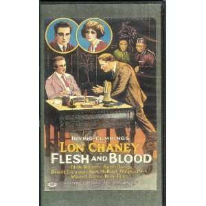 Flesh and Blood (1922)   Stars Lon Chaney Everything