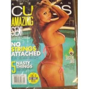 American Curves September 2010 Justene Jaro: Various: Books