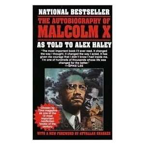 Ossie Davis (Afterword), Alex Haley (As Told to):  Author : Books