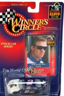 NASCAR die cast adult collectors limited edition Winners Circle