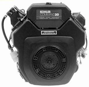 Kohler V Twin Engine 20 hp Command Terramite Replacement Engine #64519