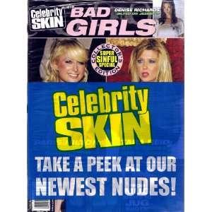Magazine #157 BAD Girls Tara Reid, Paris Hilton: High Society: Books