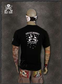Billy Eight ★The Hate Ball Number★ Rockabilly T Shirt Billy8 Hot