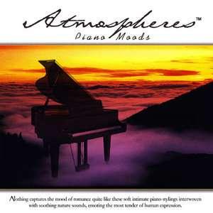 Atmospheres Piano Moods, Atmospheres $5 Music CDs