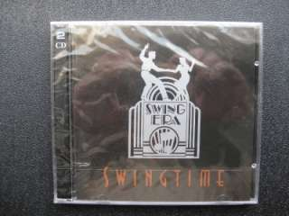 SWING ERA SWINGTIME TIME LIFE BIG BANDS 2 NEW CD POP OP