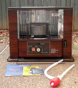 Aladdin Temp Rite 15 Kerosene Heater 15,000 BTU
