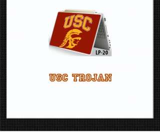 USC Trojan Mascot Logo Laptop Skin Decal Sticker