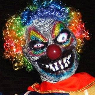 6ft Animated Evil Clown Statue Halloween Prop: Explore