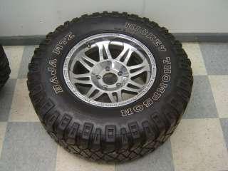 Wrangler Pro Comp Xtreme 17 Chrome Wheels & Mickey Thompson Tires