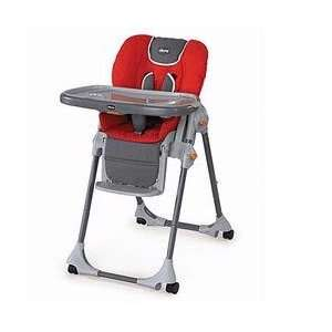 Chicco Polly High Chair   Fuego: Baby