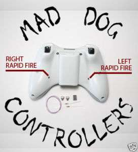 ONE DUAL RAPID FIRE MOD KIT FOR XBOX 360 CONTROLLERS