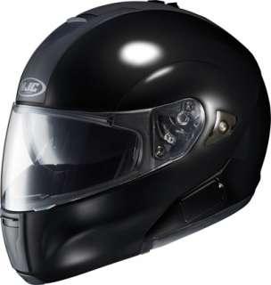 HJC IS Max Bluetooth Ready Modular Motorcycle Helmet Black