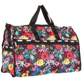 Lesportsac Womens Extra Large 7286P Duffle Bag Bag   designer shoes