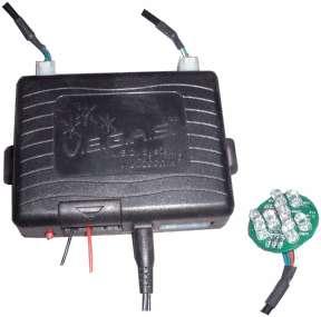 Vegas LED Lighting System Kit Computer / Retail Display